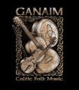 GANAIM Shirt Instrumente 2farben print